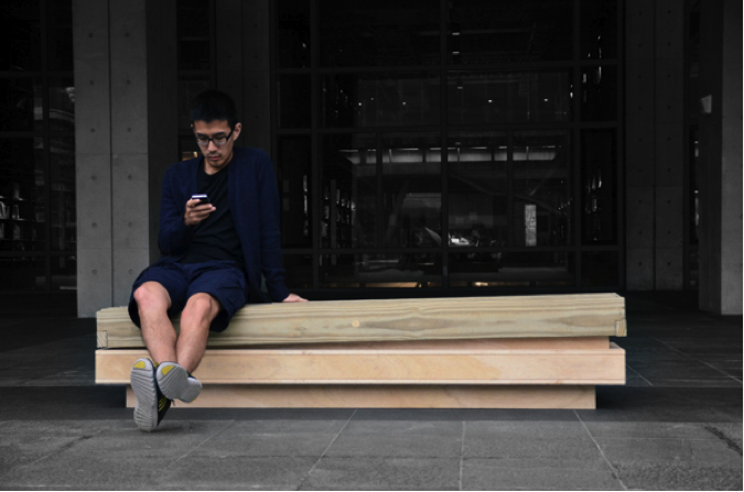 See-saw Bench by Chien-Chin Wang Tien-Chi Chao Yen-Ting Lin